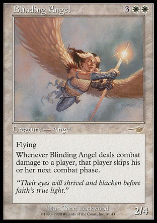 Blinding Angel, Nemesis