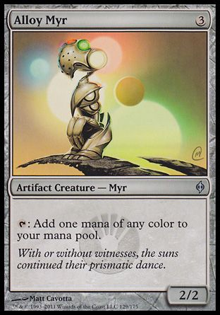 Alloy Myr, New Phyrexia