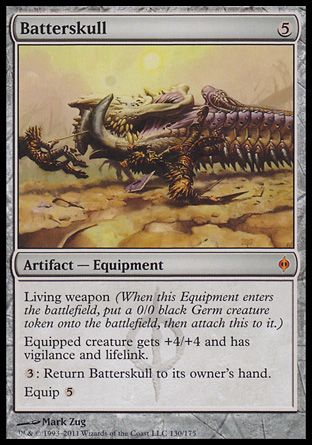 Batterskull, New Phyrexia