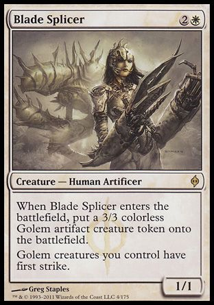 Blade Splicer, New Phyrexia
