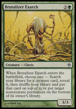 Brutalizer Exarch, New Phyrexia