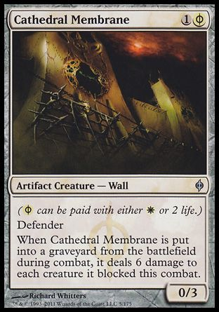 Cathedral Membrane, New Phyrexia