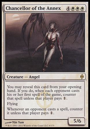 Chancellor of the Annex, New Phyrexia