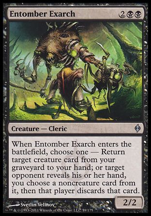 Entomber Exarch, New Phyrexia