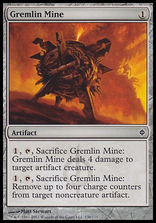 Gremlin Mine, New Phyrexia