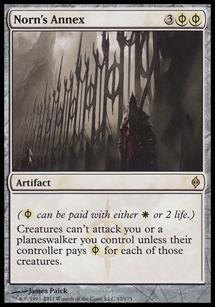 Norn's Annex, New Phyrexia
