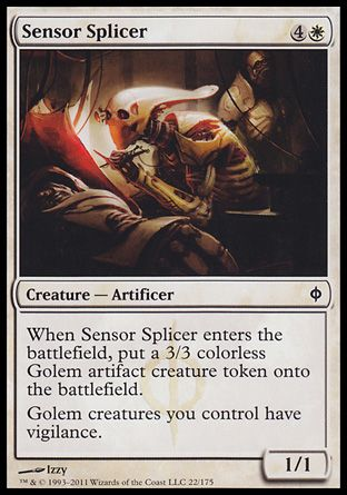 Sensor Splicer, New Phyrexia