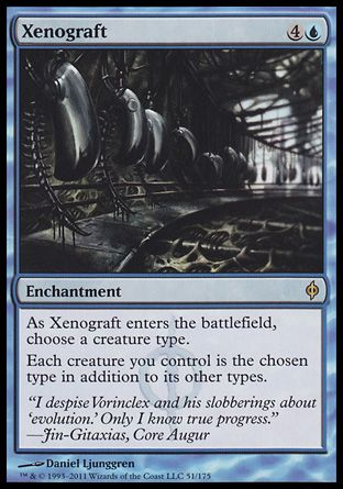 Xenograft, New Phyrexia