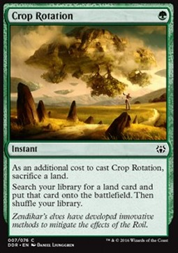 Crop Rotation, Nissa vs Ob Nixilis