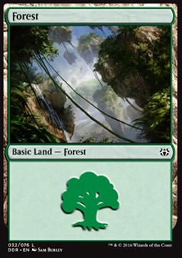 Forest, Nissa vs Ob Nixilis