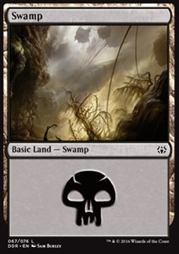 Swamp, Nissa vs Ob Nixilis