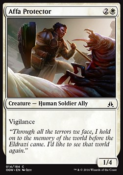 Affa Protector, Oath of the Gatewatch