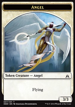 Angel Token, Oath of the Gatewatch