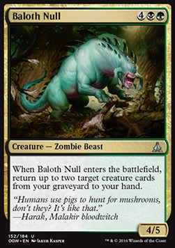 Baloth Null, Oath of the Gatewatch