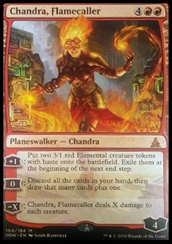 Chandra, Flamecaller, Oath of the Gatewatch