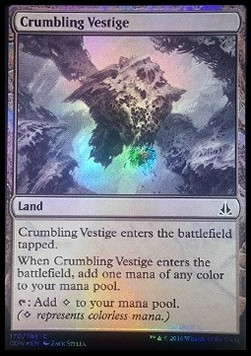 Crumbling Vestige, Oath of the Gatewatch