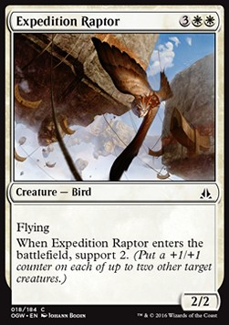 Expedition Raptor, Oath of the Gatewatch