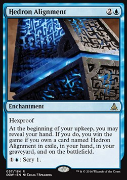 Hedron Alignment, Oath of the Gatewatch