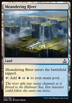 Meandering River, Oath of the Gatewatch