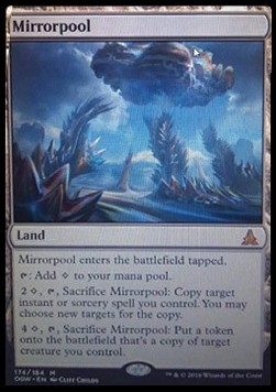 Mirrorpool, Oath of the Gatewatch