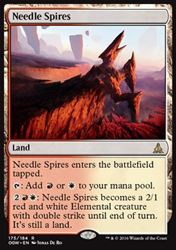 Needle Spires, Oath of the Gatewatch