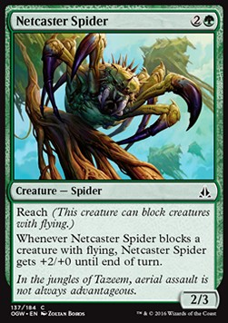 Netcaster Spider, Oath of the Gatewatch