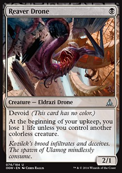 Reaver Drone, Oath of the Gatewatch