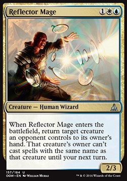Reflector Mage, Oath of the Gatewatch