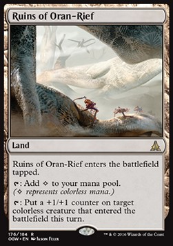 Ruins of Oran-Rief, Oath of the Gatewatch