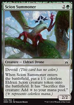 Scion Summoner, Oath of the Gatewatch