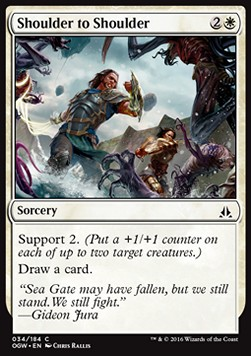 Shoulder to Shoulder, Oath of the Gatewatch