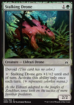 Stalking Drone, Oath of the Gatewatch