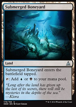 Submerged Boneyard, Oath of the Gatewatch