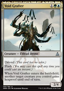 Void Grafter, Oath of the Gatewatch