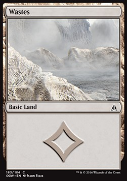 Wastes, Oath of the Gatewatch