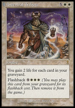 Ancestral Tribute, Odyssey