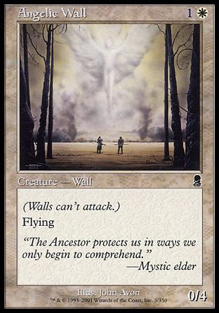 Angelic Wall, Odyssey