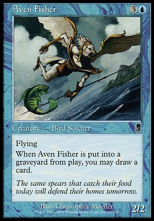 Aven Fisher, Odyssey