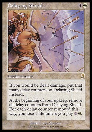 Delaying Shield, Odyssey