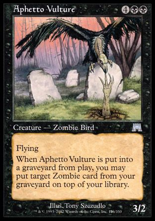 Aphetto Vulture, Onslaught
