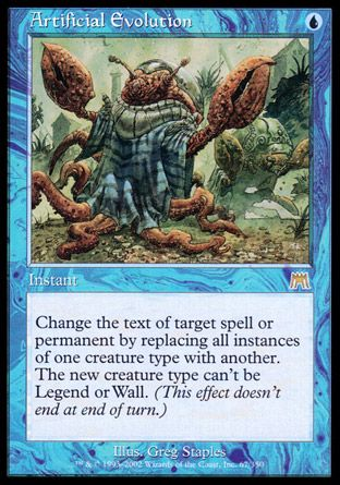 Artificial Evolution, Onslaught