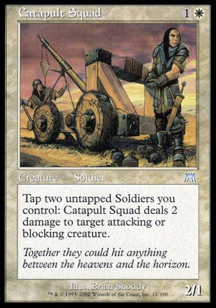 Catapult Squad, Onslaught
