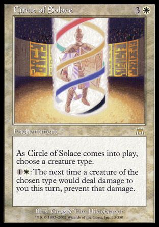 Circle of Solace, Onslaught