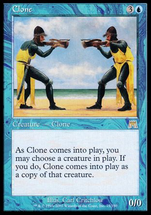 Clone, Onslaught