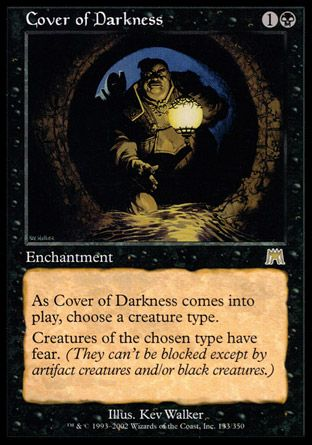 Cover of Darkness, Onslaught