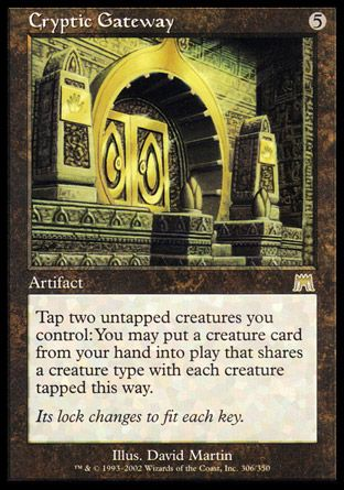 Cryptic Gateway, Onslaught