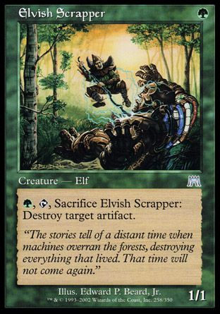 Elvish Scrapper, Onslaught