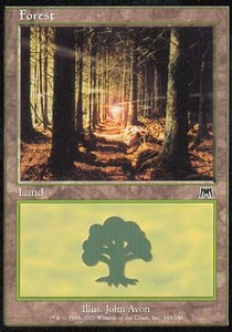 Forest, Onslaught