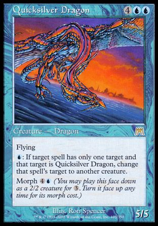 Quicksilver Dragon, Onslaught