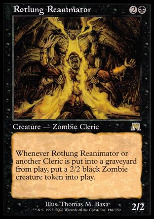 Rotlung Reanimator, Onslaught